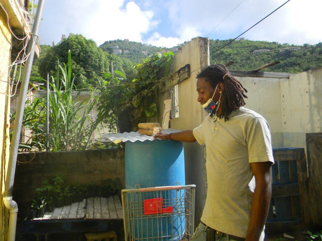 Seedling Source, Rakeem