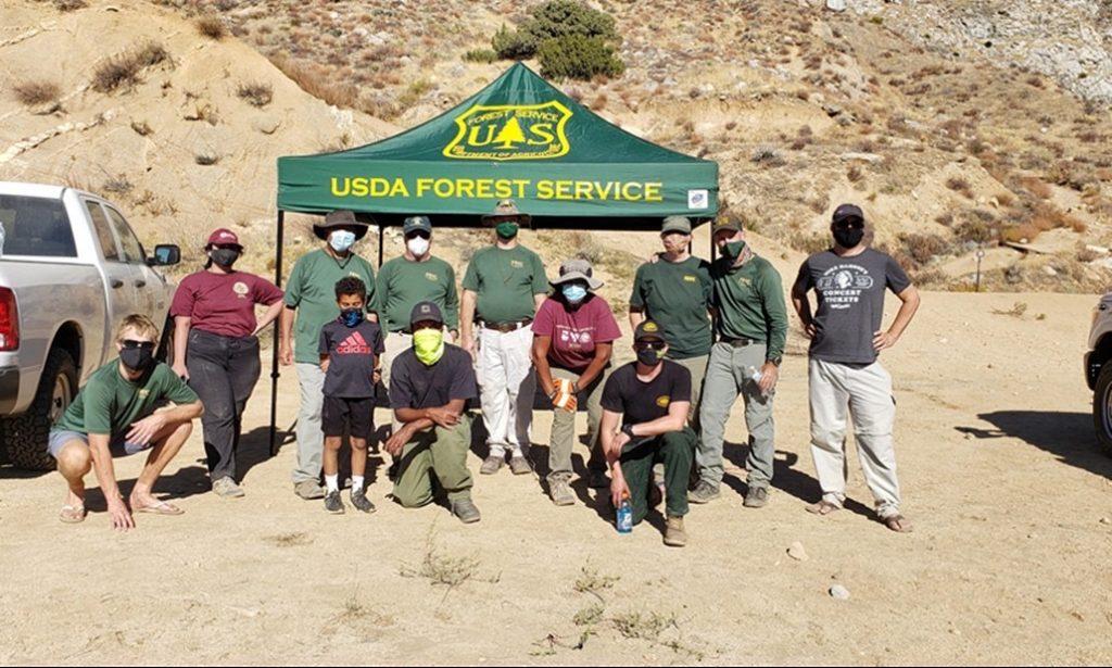 USDA Volunteers, Travel