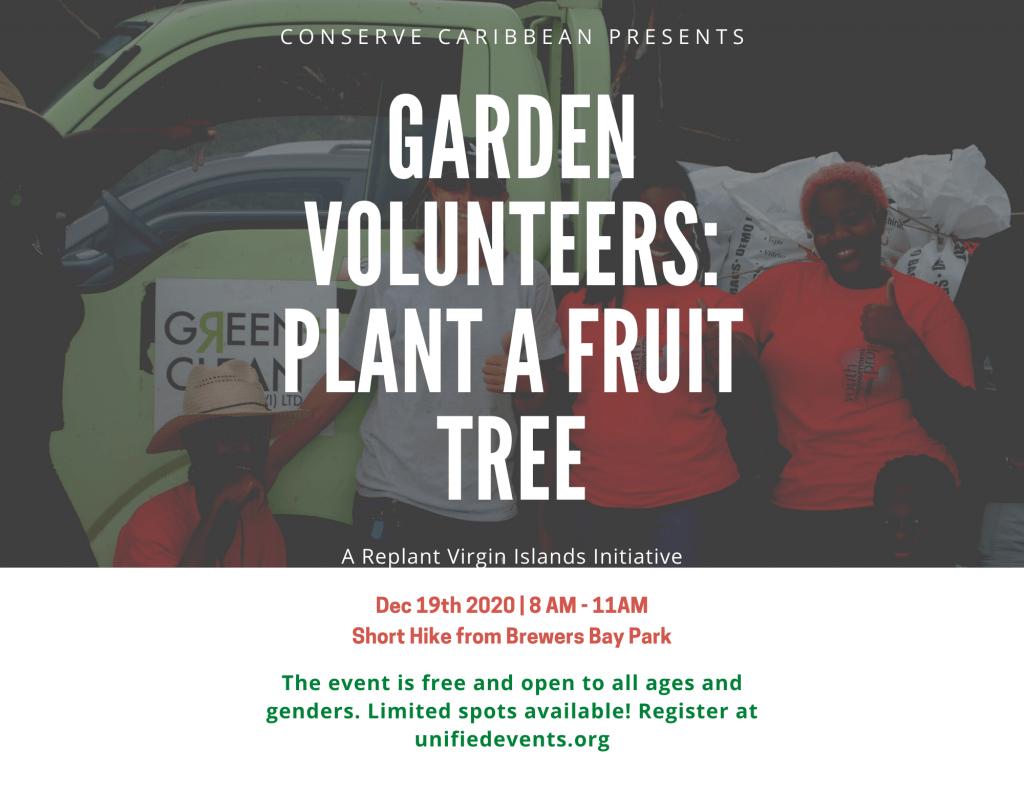 Agri-Paradise VG, Garden Volunteers