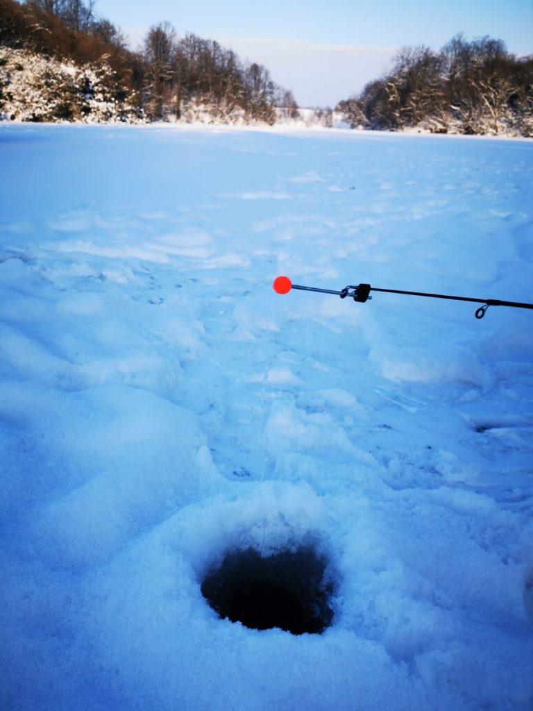 Norway Ice Fishing