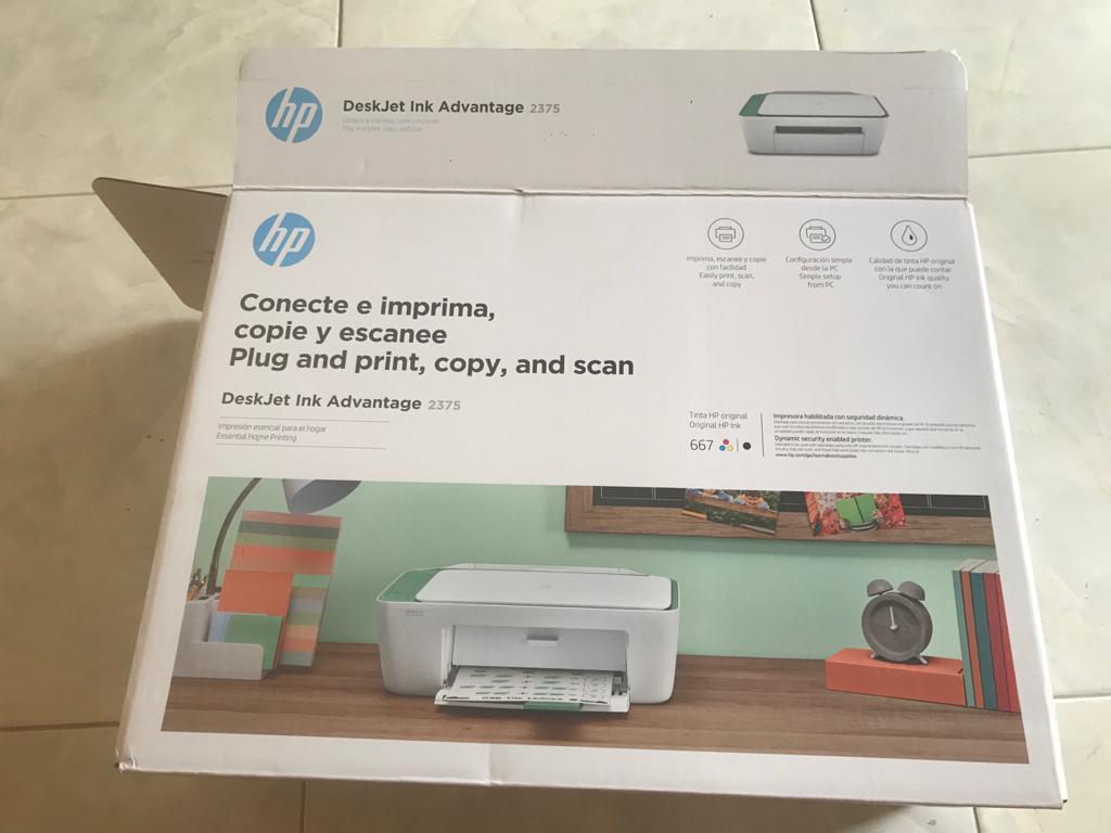 Generously Donated Printer
