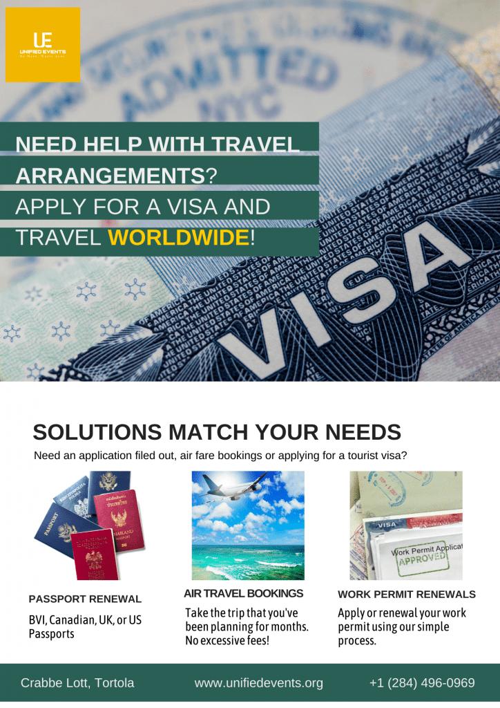 Travel International Immigration Ad
