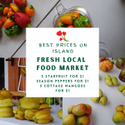 Flemming Place Now Offers Fresh Locally Secured Produce!