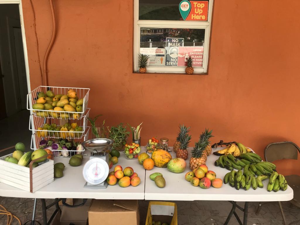 Whole Foods; Tropics