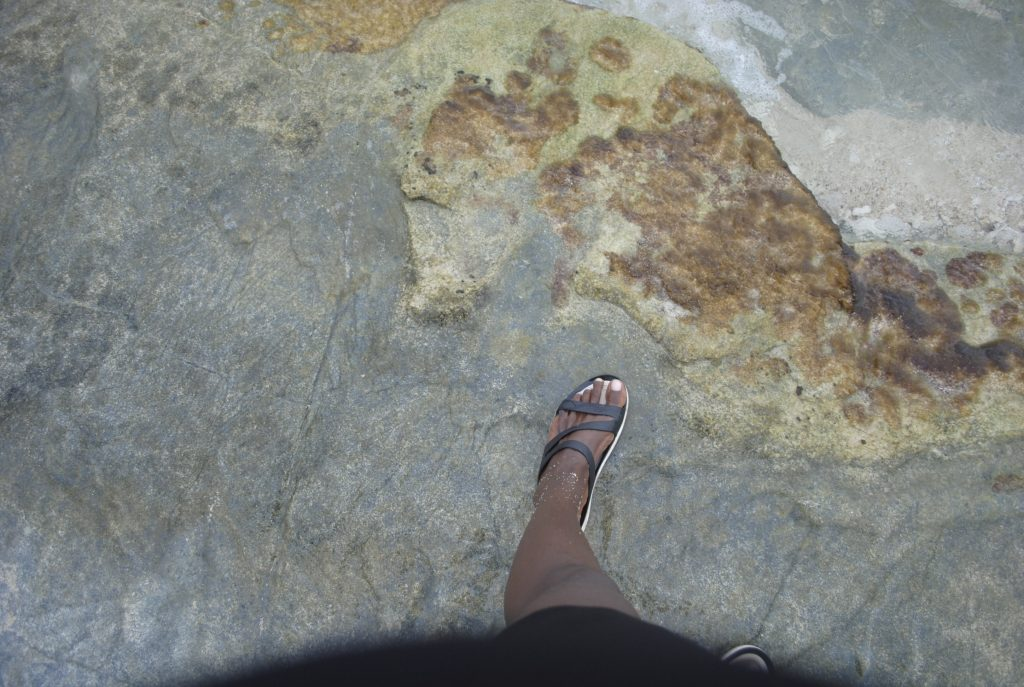 Long Bay - East Rock Formation